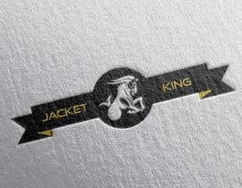 #3 untuk Design a Logo for Jacket King oleh borivojbrankov
