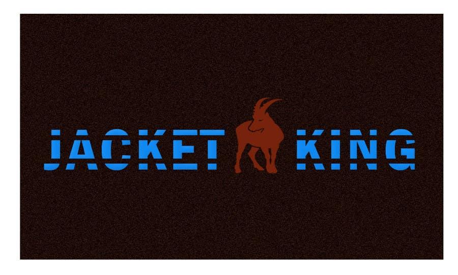 Inscrição nº 16 do Concurso para Design a Logo for Jacket King