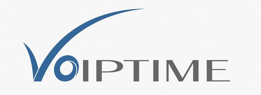 Penyertaan Peraduan #100 untuk Design a Logo for VoIPTime