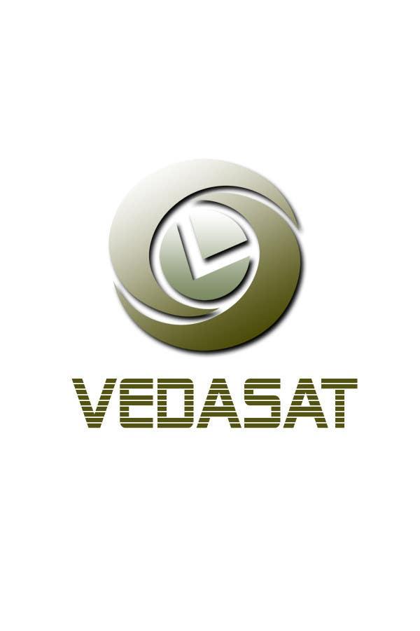 Proposition n°111 du concours Logo Design for Logo design for VedaSat