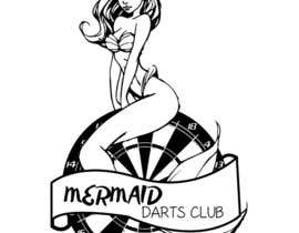 #24 cho Design a Logo for MERMAID DART CLUB bởi rijulg