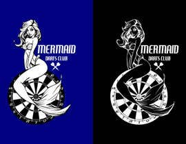 #36 cho Design a Logo for MERMAID DART CLUB bởi rijulg