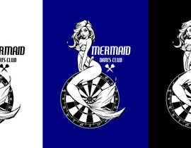 #37 for Design a Logo for MERMAID DART CLUB af rijulg