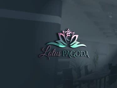 Nro 10 kilpailuun Design a Logo for a shop called LOTUS PAGODA käyttäjältä olja85