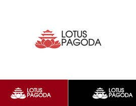 #8 for Design a Logo for a shop called LOTUS PAGODA af sampathupul