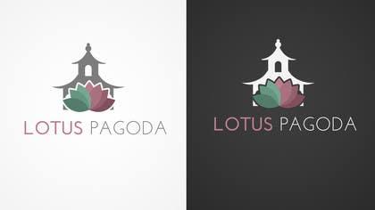 Nro 1 kilpailuun Design a Logo for a shop called LOTUS PAGODA käyttäjältä picitimici