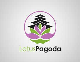 #16 for Design a Logo for a shop called LOTUS PAGODA af NenadKaevik
