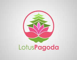 #41 for Design a Logo for a shop called LOTUS PAGODA af NenadKaevik