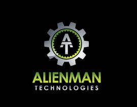nº 53 pour Design a Logo for Alienman Technologies par sproggha