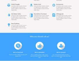 #11 untuk Design a Website Mockup for Wholesale Plumbing Distributor oleh negibheji