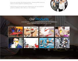 aryamaity tarafından Design a Website Mockup for Wholesale Plumbing Distributor için no 2