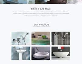 neerajguptagwl5 tarafından Design a Website Mockup for Wholesale Plumbing Distributor için no 12