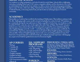 #9 untuk I need some Graphic Design for basic school profile oleh longpham92