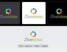 #90 cho Logo Design for Zilver Ideas bởi pradeepkc