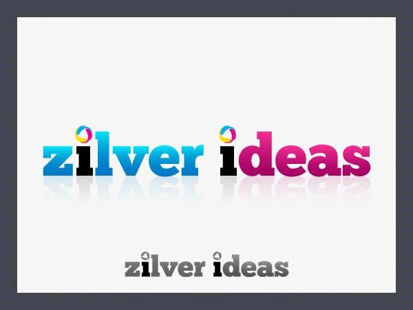 Contest Entry #                                        405                                      for                                         Logo Design for Zilver Ideas
