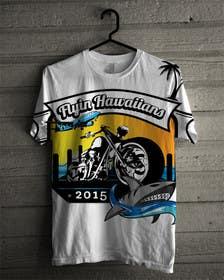 Nro 12 kilpailuun Design a T-Shirt for Sturgis 2015 käyttäjältä dranerswag