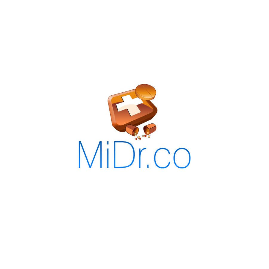 #1 for Design a Logo for MiDr.co (My doctor) by aryamaity