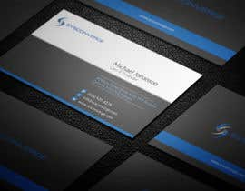 #2 untuk Design some Business Cards for Sysconverge oleh ashanurzaman