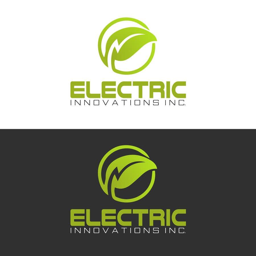 Penyertaan Peraduan #243 untuk Design a Logo for Electric Innovations Inc.