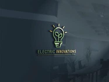 Nro 79 kilpailuun Design a Logo for Electric Innovations Inc. käyttäjältä mohammedkh5
