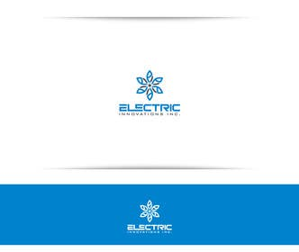 #169 untuk Design a Logo for Electric Innovations Inc. oleh thelionstuidos