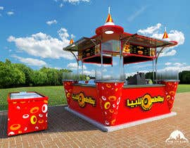Nro 63 kilpailuun Redesigning Fast Food Kiosk käyttäjältä arki2k4bautista
