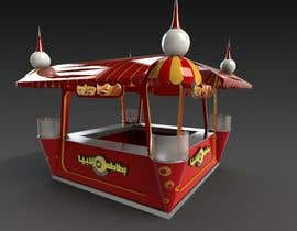 Nro 28 kilpailuun Redesigning Fast Food Kiosk käyttäjältä nadejdastudio