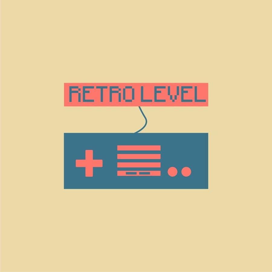 Entry #36 by mmhmdb for Design a Logo for «Retro Level