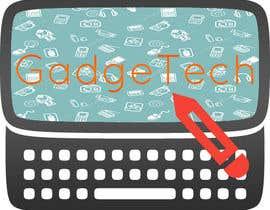 Nro 12 kilpailuun Design a Logo for GADGETech käyttäjältä anshulbansal53