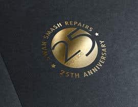 Nro 50 kilpailuun 25th Anniversary Logo käyttäjältä yossialmog85