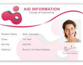 #58 for College ID Card design by farhanajanchal