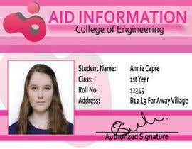 #48 for College ID Card design by jeanyl