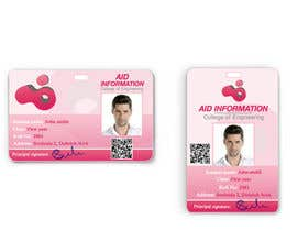 #38 for College ID Card design by Mrazzzzz