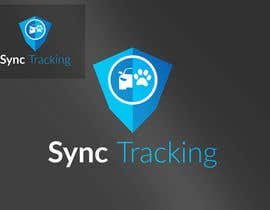 #82 para Logo Design for Sync Tracking por piratessid