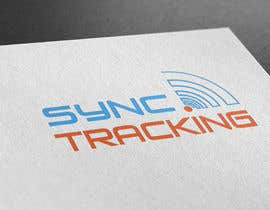 #23 para Logo Design for Sync Tracking por mak633