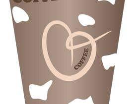 #13 cho Reusable coffee cup and lid design bởi VMRKO