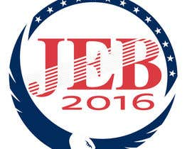 #117 para Redesign the campaign logo for U.S. presidential candidate Jeb Bush por yoyojorjor