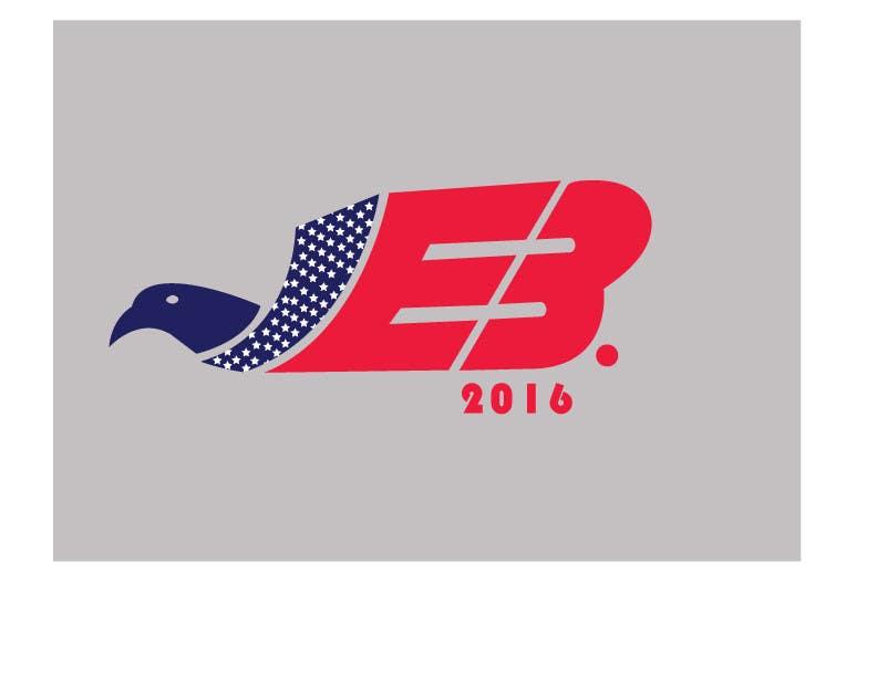 Inscrição nº 83 do Concurso para Redesign the campaign logo for U.S. presidential candidate Jeb Bush