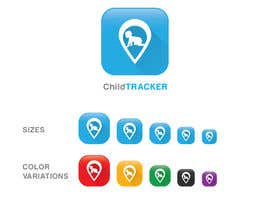 #1 untuk Mobile App Icon for Android and iPhone - Child Tracker oleh strezout7z
