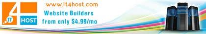 #8 untuk Web Hosting Banner Design oleh ramiessef
