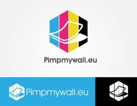 #1 untuk Zaprojektuj logo for pimpmywall oleh Rosach