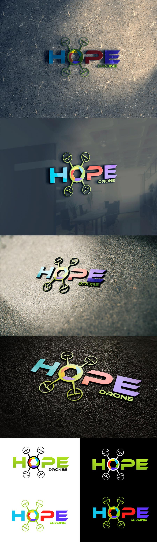 Kilpailutyö #53 kilpailussa Design a Logo for Drone Company