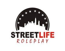 #97 para Design a Logo for StreetLife Roleplay por MishaSalavatov