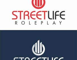 #107 para Design a Logo for StreetLife Roleplay por ata786ur