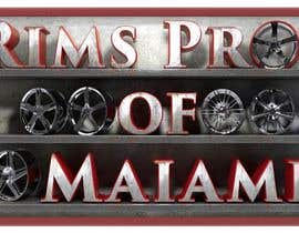 #23 for Design a Logo for Rims Pro of Miami af devaltor