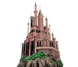 #19 untuk Castle On a Hill oleh Emon93