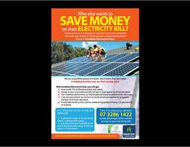 #16 za Advertisement Design for Goodhew Solar & Electrical od BRANDPERSON63