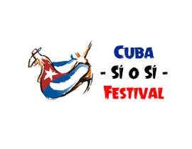"amdisenador tarafından Design a Logo for ""Cuba - Sí o Sí - Festival"" için no 9"