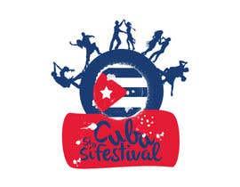 """mariacastillo67 tarafından Design a Logo for """"Cuba - Sí o Sí - Festival"""" için no 28"""