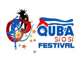 """#23 untuk Design a Logo for """"Cuba - Sí o Sí - Festival"""" oleh Khalidshadhin"""